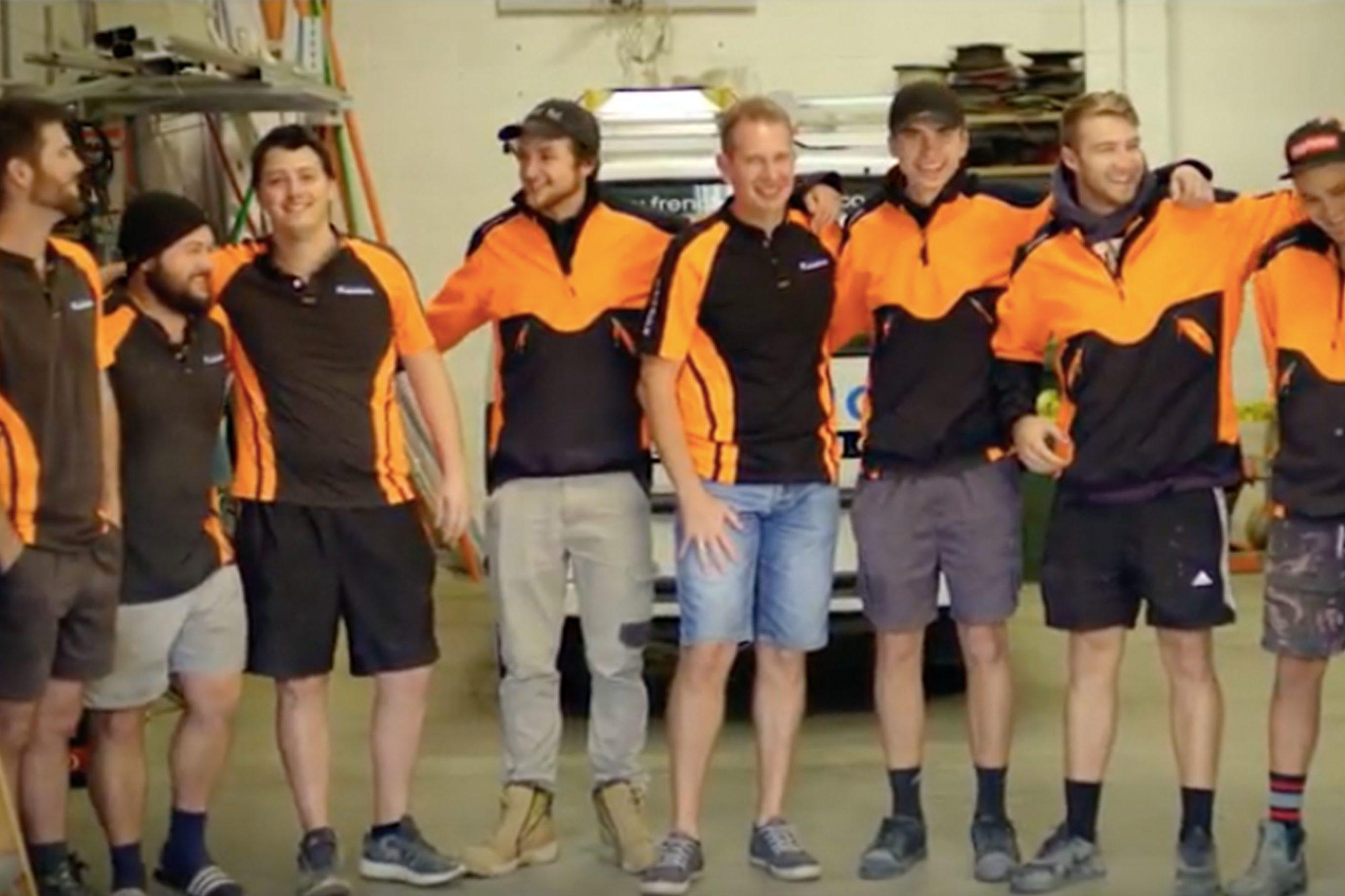 Our apprentices